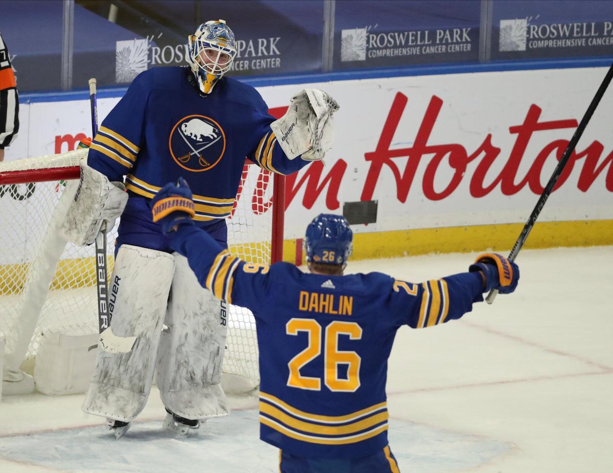 Buffalo Sabres 6, Boston Bruins 4