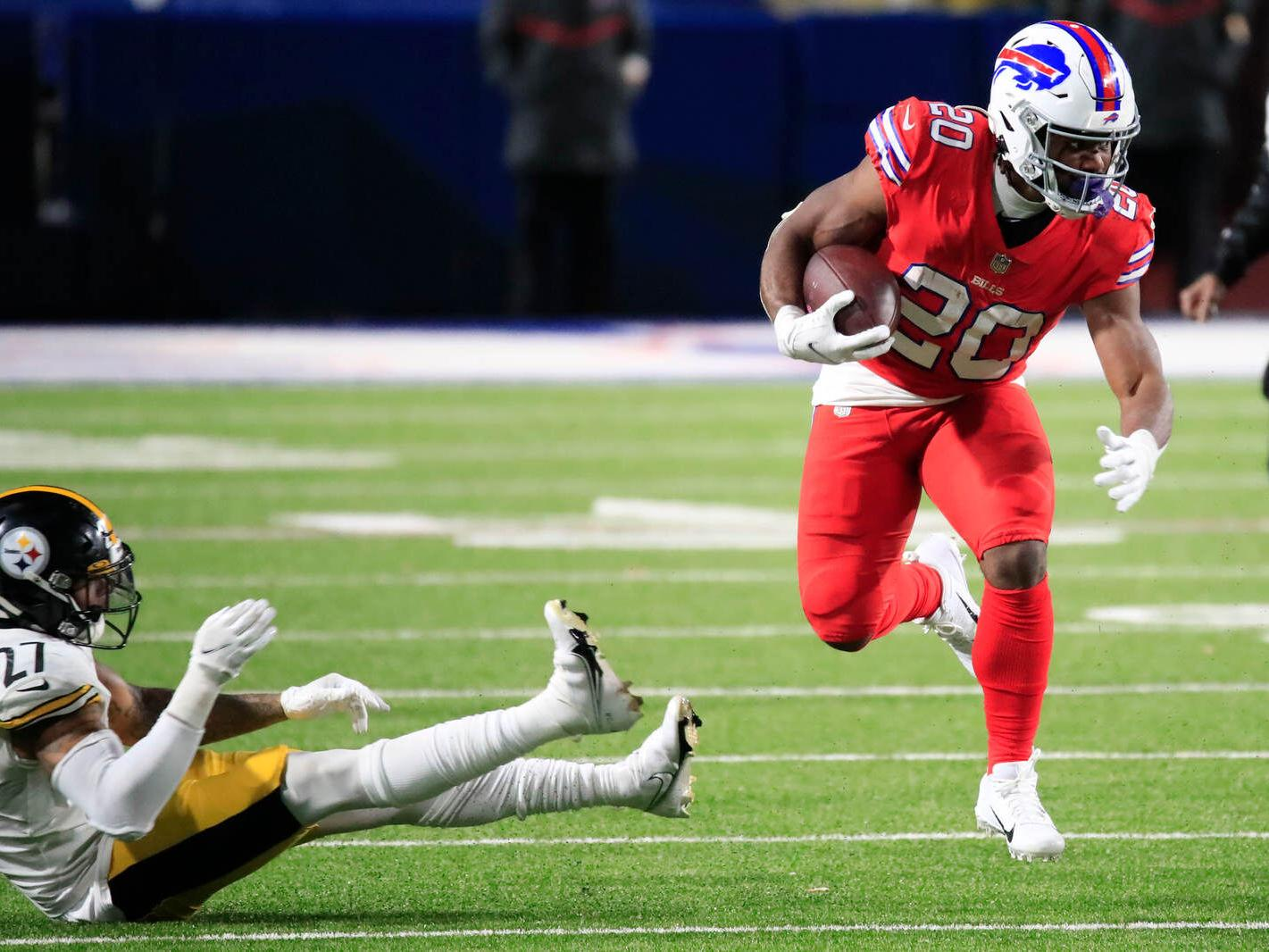 How The Bills Ran 7 Minutes 11 Seconds Off The Clock To Beat Pittsburgh Buffalo Bills News Nfl Buffalonews Com