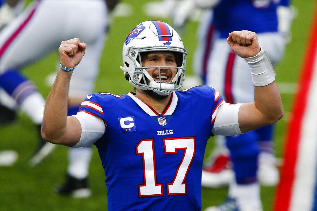 NFL 2021 Super Wild Card Round Best Bets