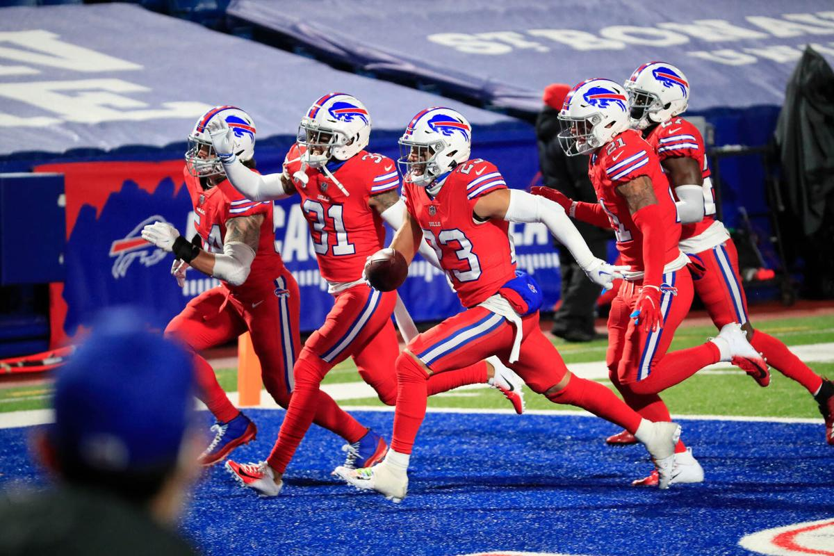 Take Five Bills Should Be Able To Seize First Chance To Win Afc East Buffalo Bills News Nfl Buffalonews Com