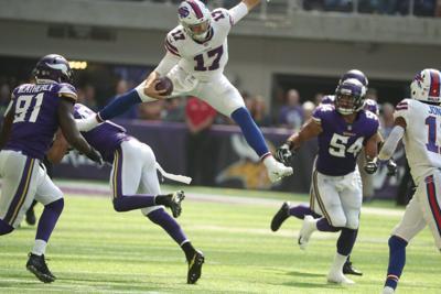 Josh Allen Bills Vikings