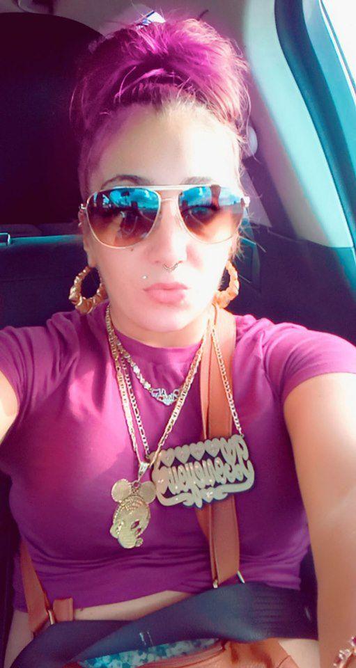 Danielle Cretacci Facebook Selfie