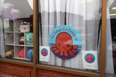 The Delightful Octopus (copy)