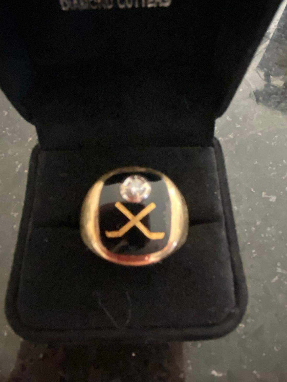 Mike-Robitaille-sabres-bisons-ring-submitted