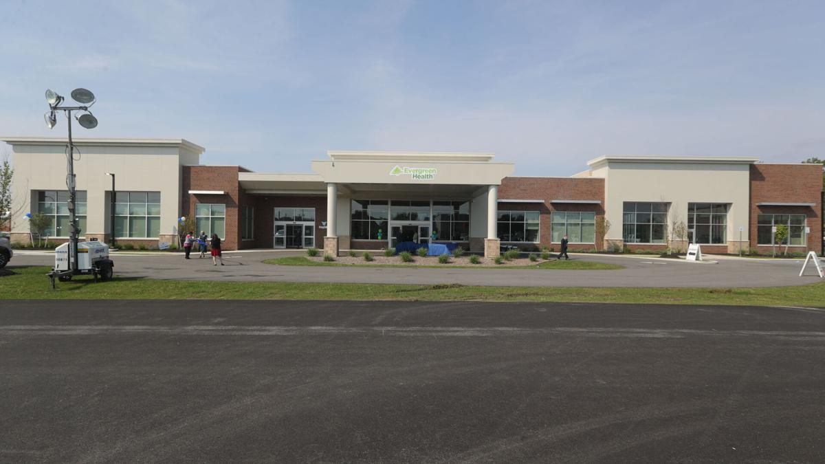 People Inc. Expanded Health Services Building opened today.