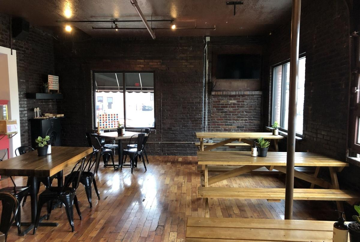Pour Taproom more seating