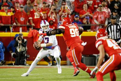 Bills Chiefs third