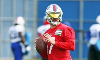 Buffalo Bills prepare for Week 5 (copy)