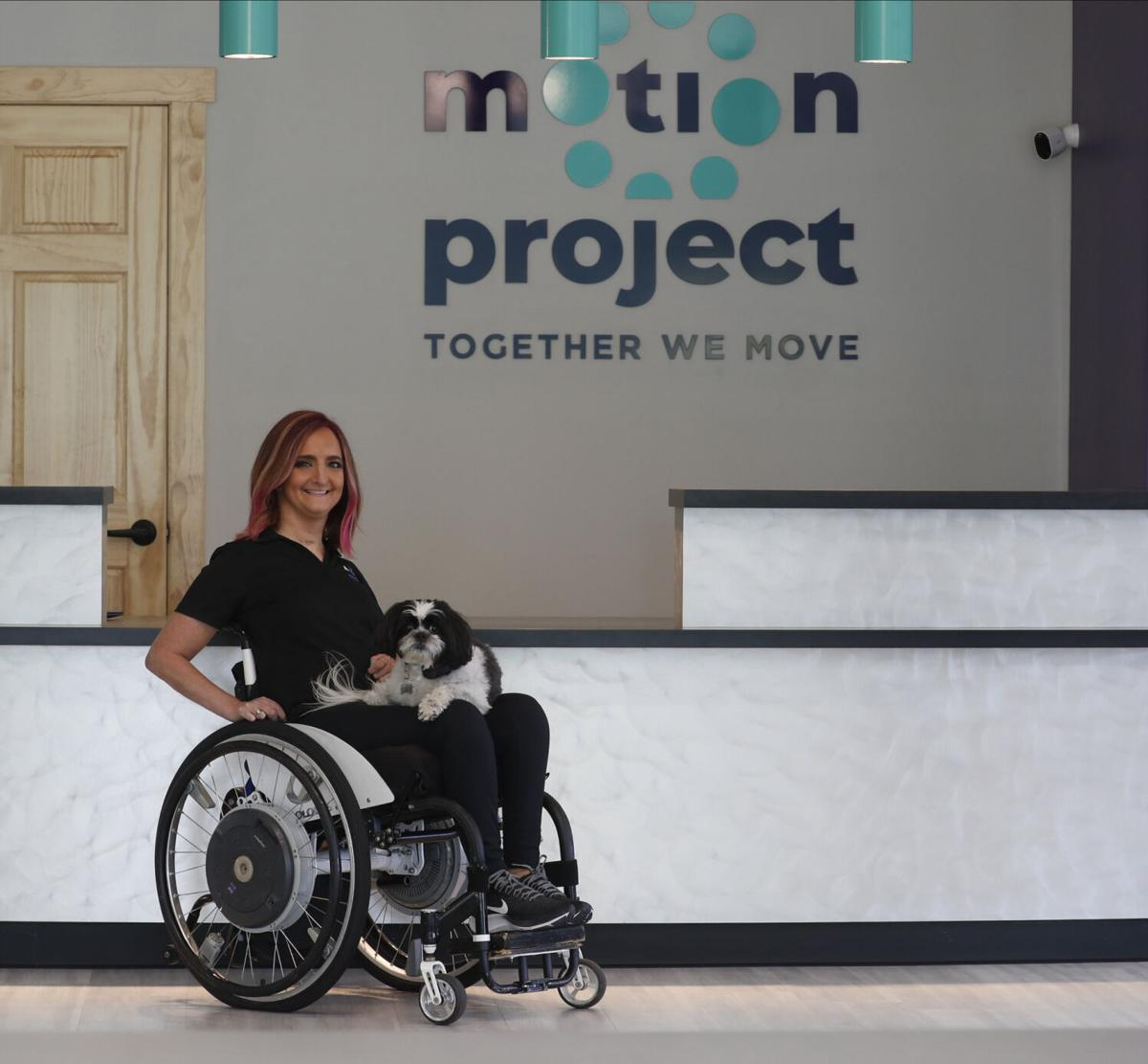 Motion Project, the new spinal cord injury rehab center