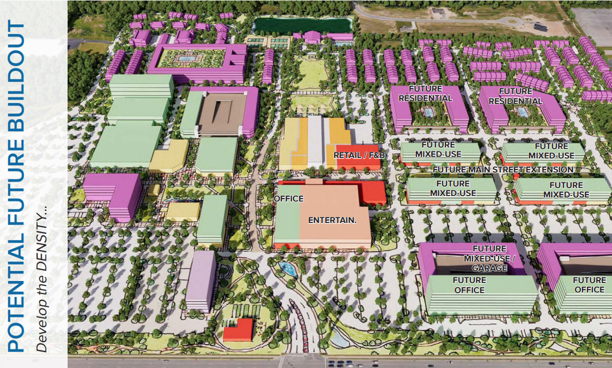 Eastern Hills Town Center-Phase 4