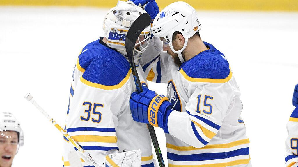 Mike Harrington: At end of rugged schedule run, Sabres finally get what they deserve