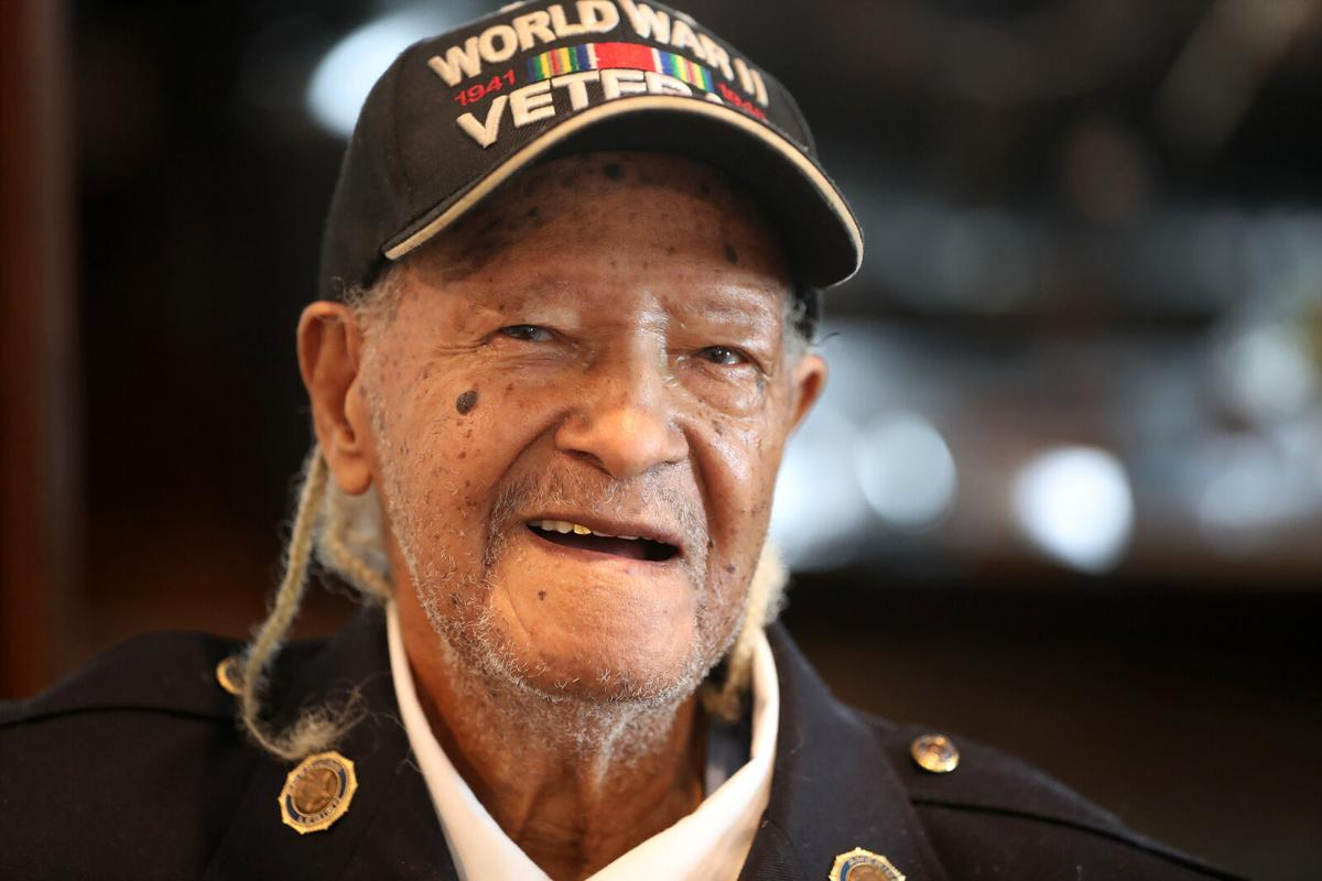 Paul Woods World War II Veteran