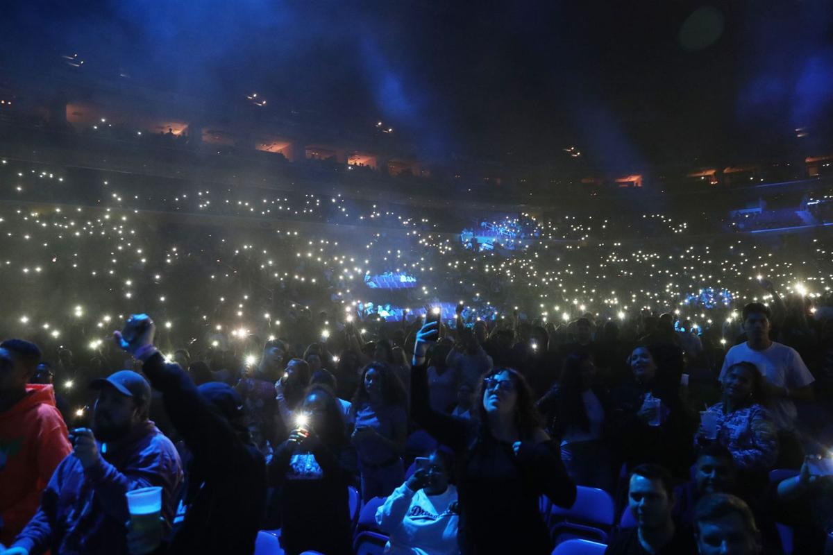 J. Cole in concert at KeyBank Center