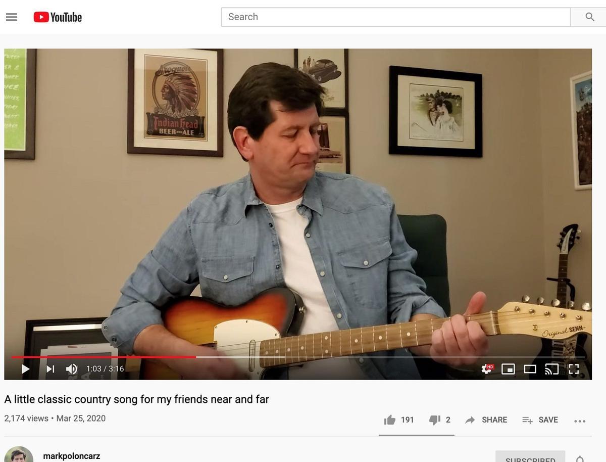 Mark Poloncarz music screenshot