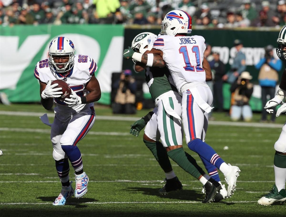 Buffalo Bills 41, New York Jets 10