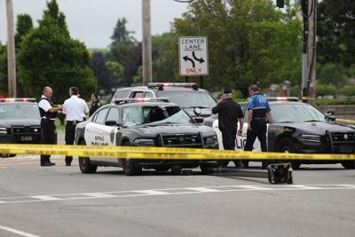 McCoy Local police crash