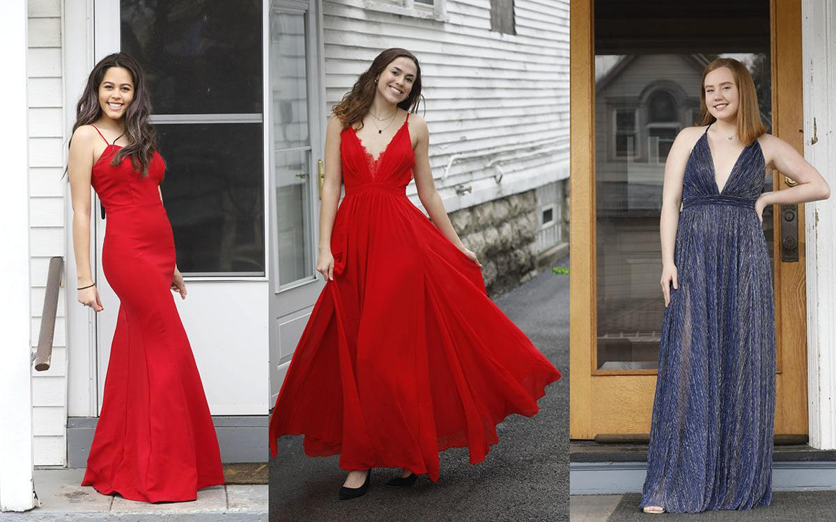 LOCAL PROM DRESSES GEE