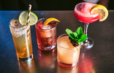 4 cherry cocktails to capitalize on the hyper-seasonal fruit