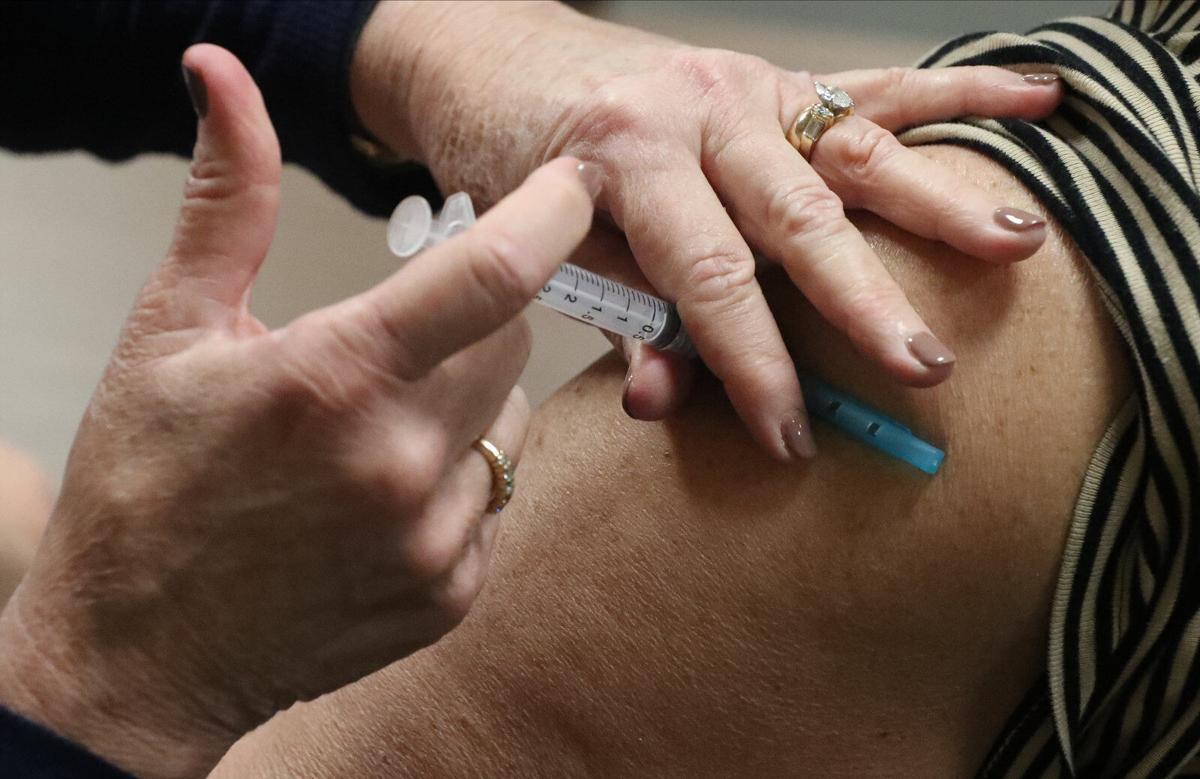 Grand Island vaccine clinic