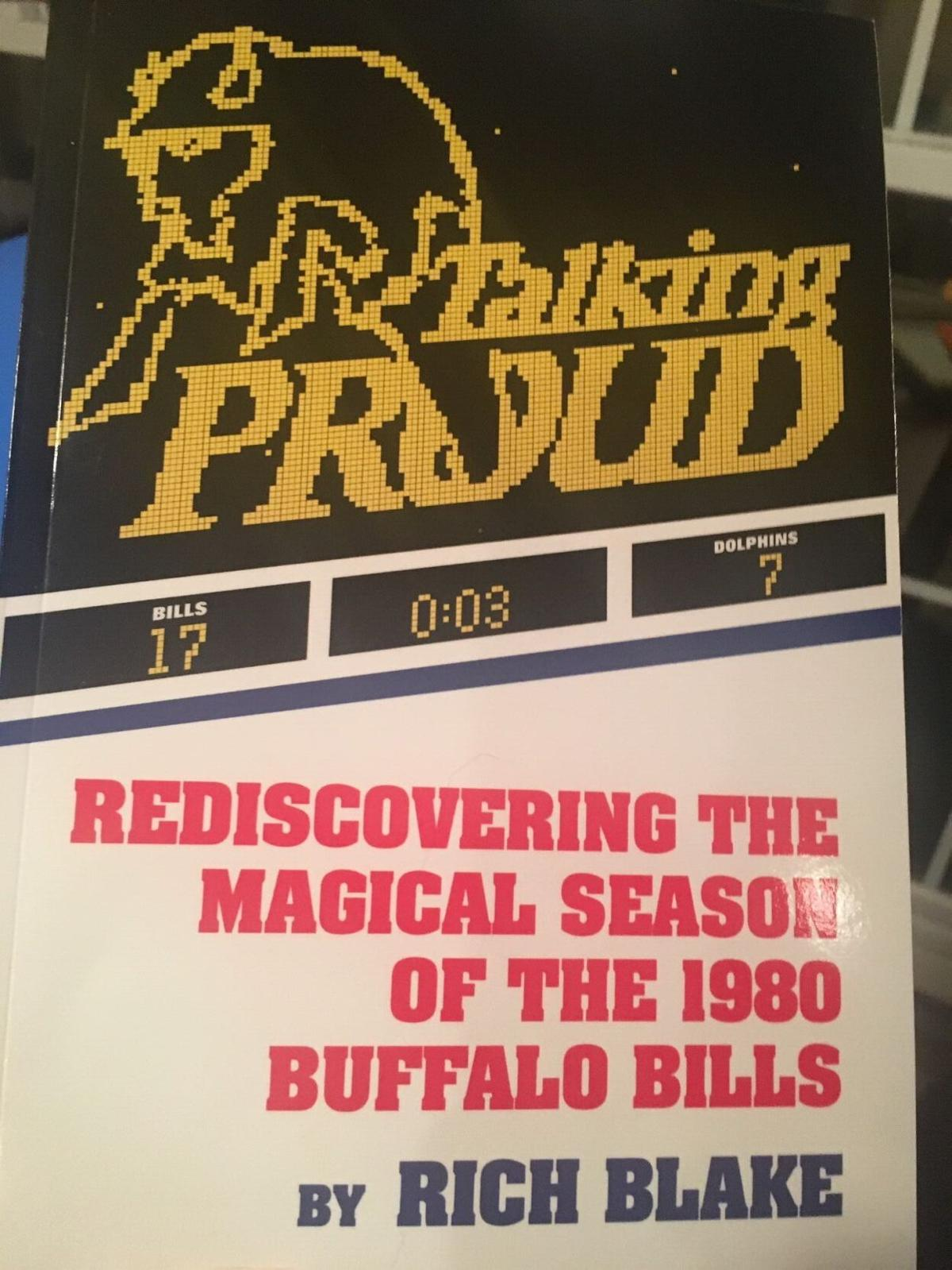 Talking Proud book cover