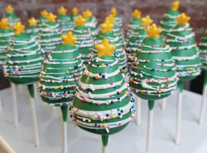 Buffalo Cake Pops tree decorating kits