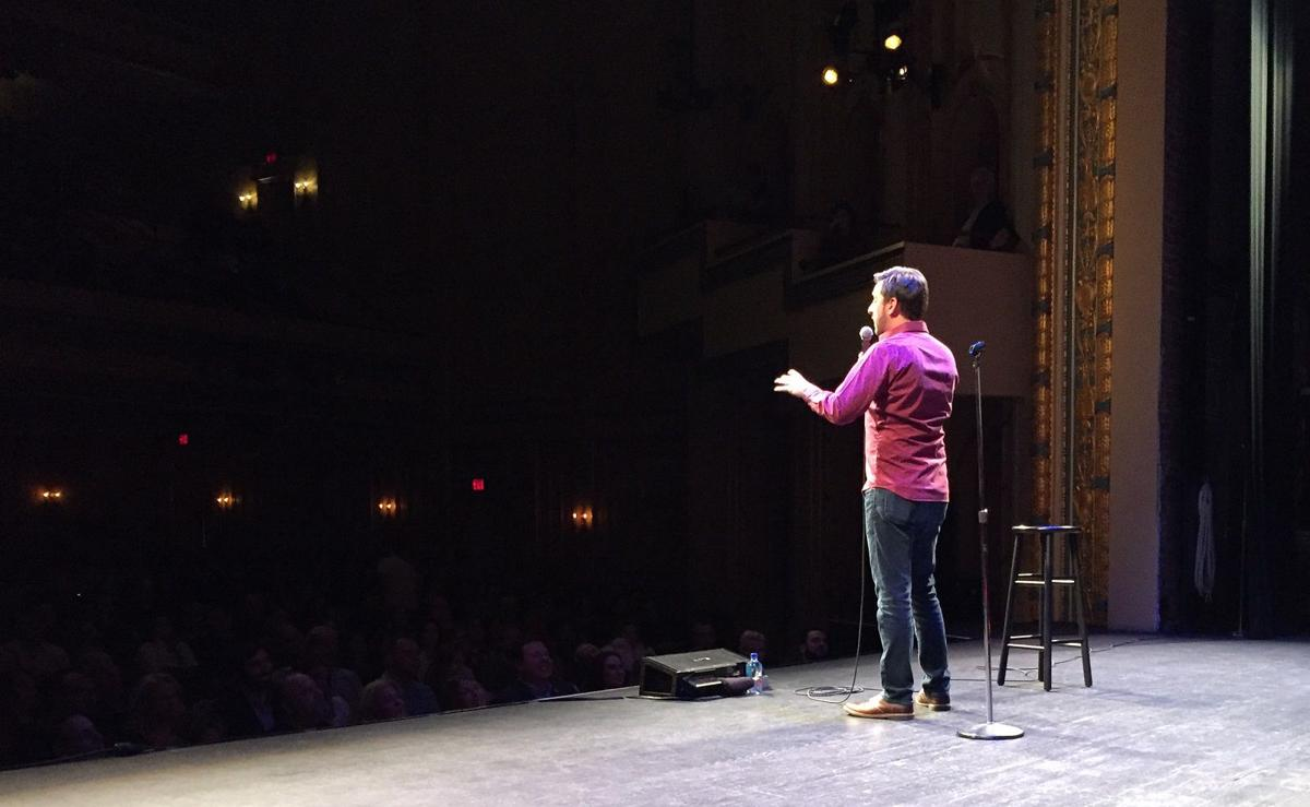 Brian Herberger comedy