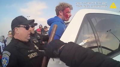 Sheriff Besito arrest