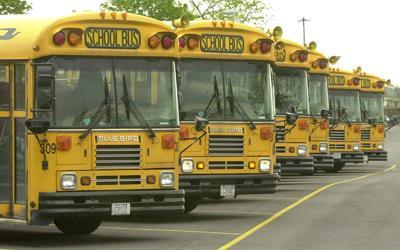 LOCAL SCHOOL BUS GEE
