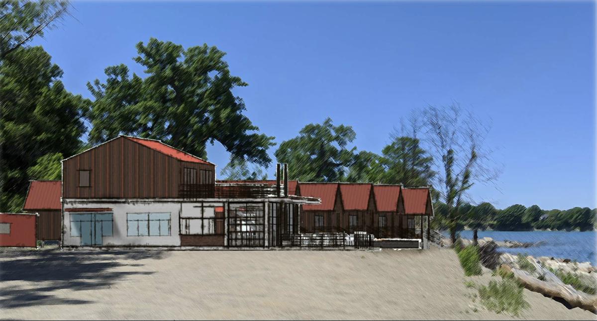 Hideaway Bay rendering