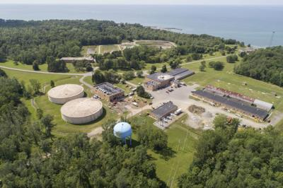 water authority sturgeon point derby treatment plant facility
