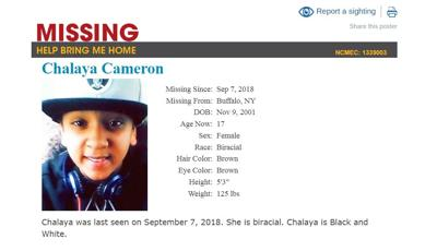 missing chalaya