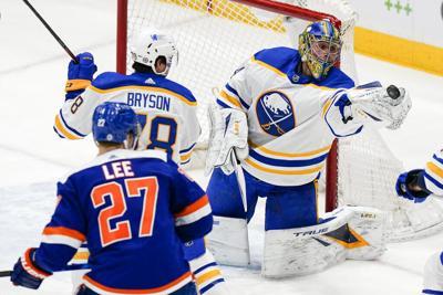 Sabres Islanders Hockey
