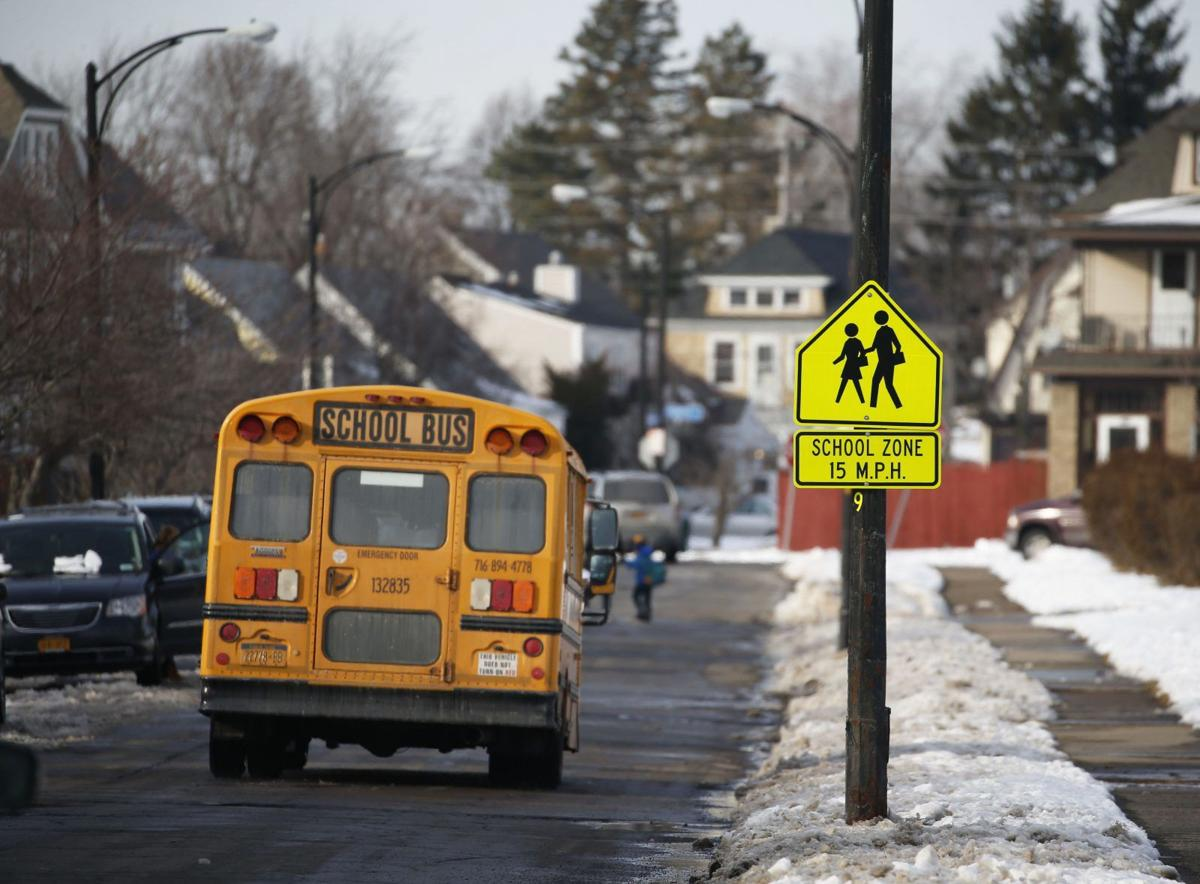 LOCAL school speed zones CANTILLON