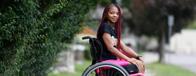 'I would never wish this on my worst enemy': Young victim of gun violence learns to heal