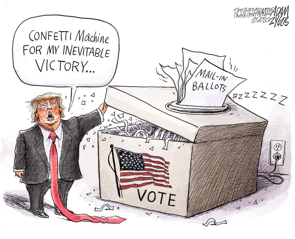 Nullifying ballots