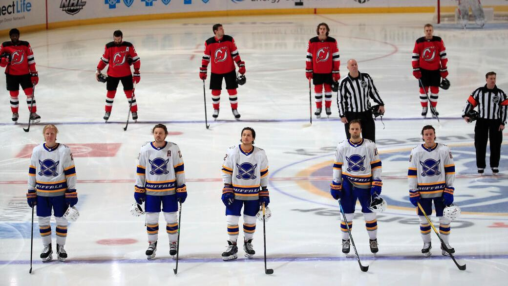 Inside the NHL: Birth of Sabres featured as new book tells ...