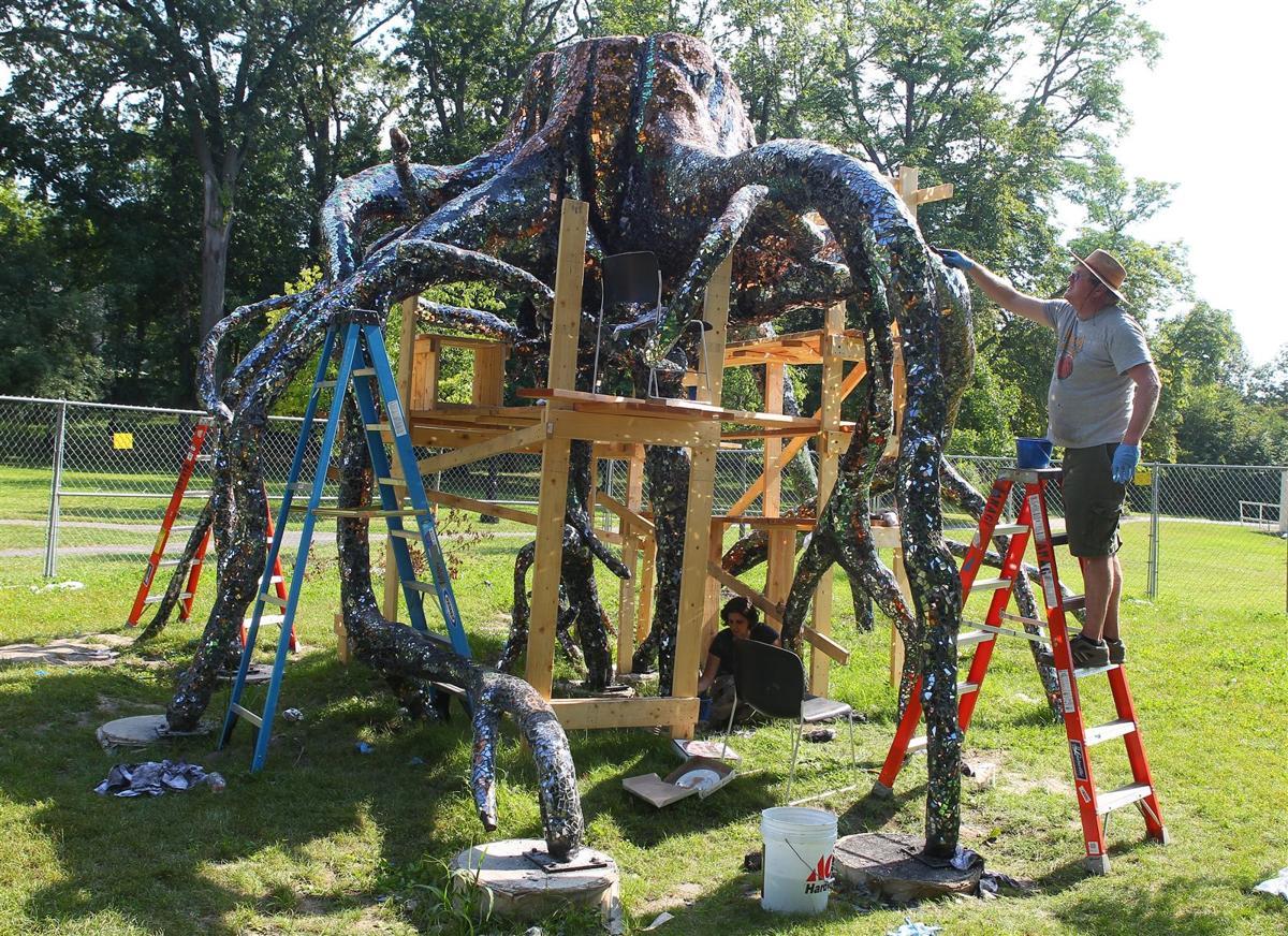 25 Can T Miss Pieces Of Buffalo S Public Art Multimedia Buffalonews Com