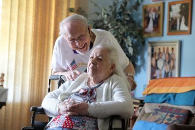 Leonard and Alfreda Kostelny