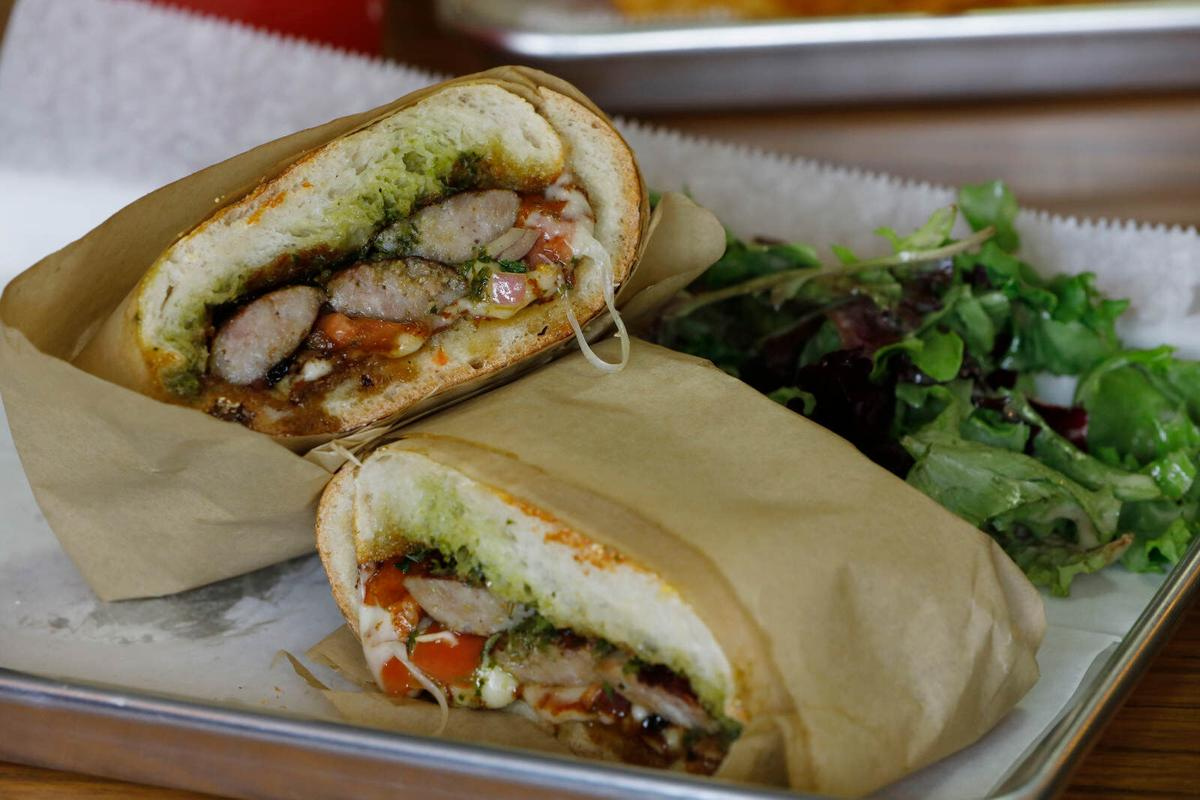 The Lanza (copy) Tortuga Sandwich