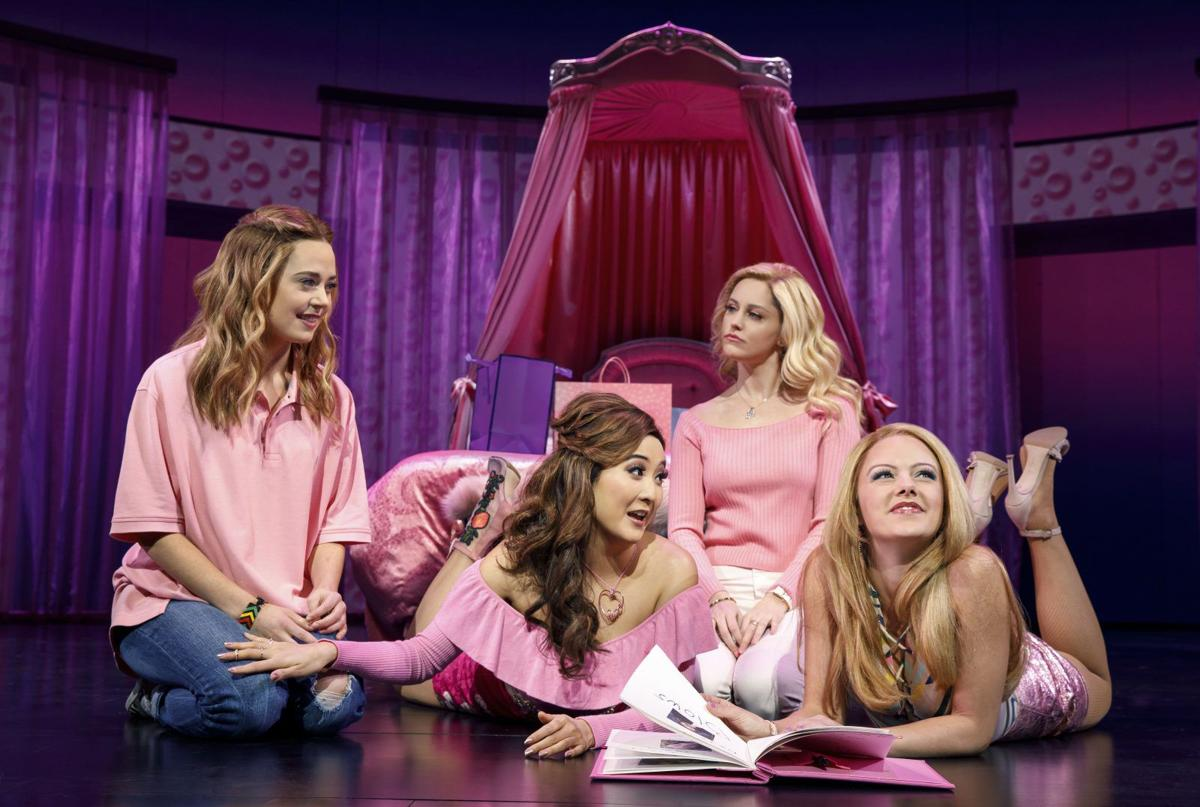 Skilled Cast Creates A Fun And Flashy Mean Girls In Shea S