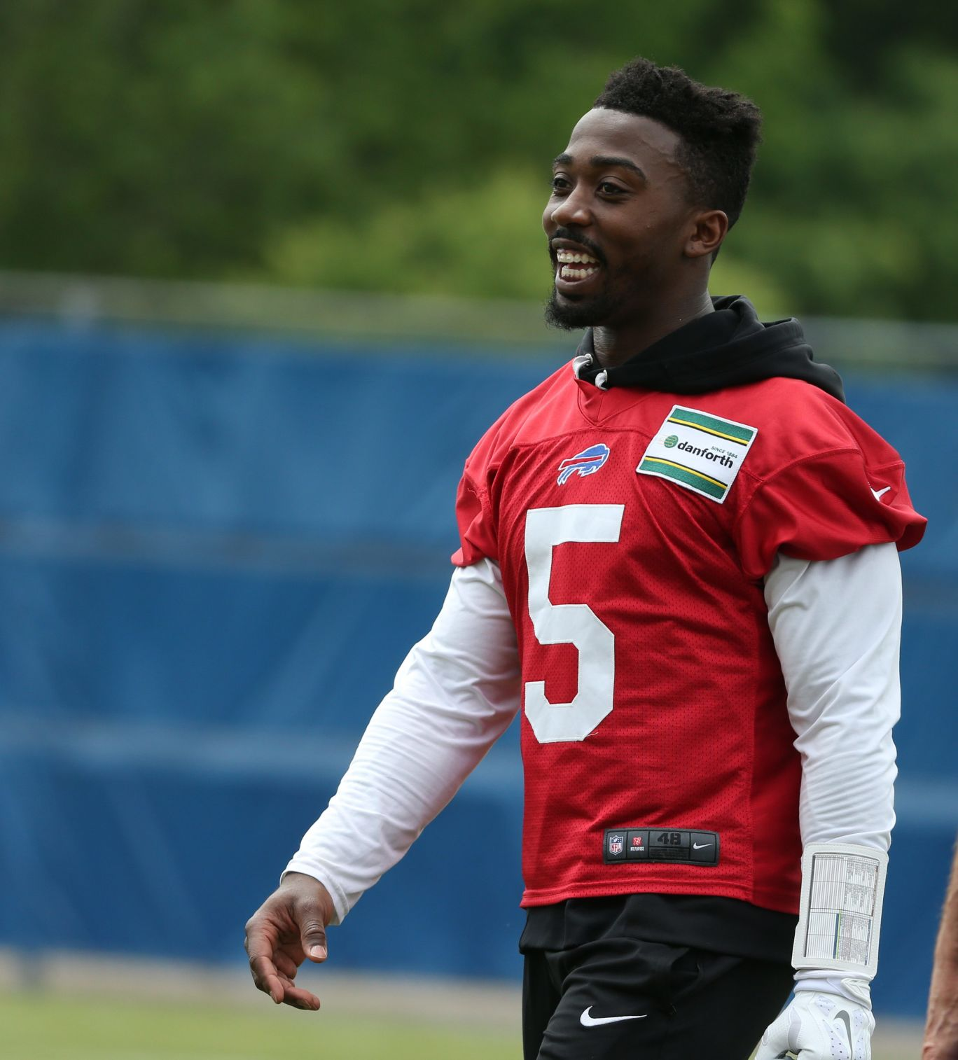 Q&A with Bills QB Tyrod Taylor: 'I play this game to be one of the ...