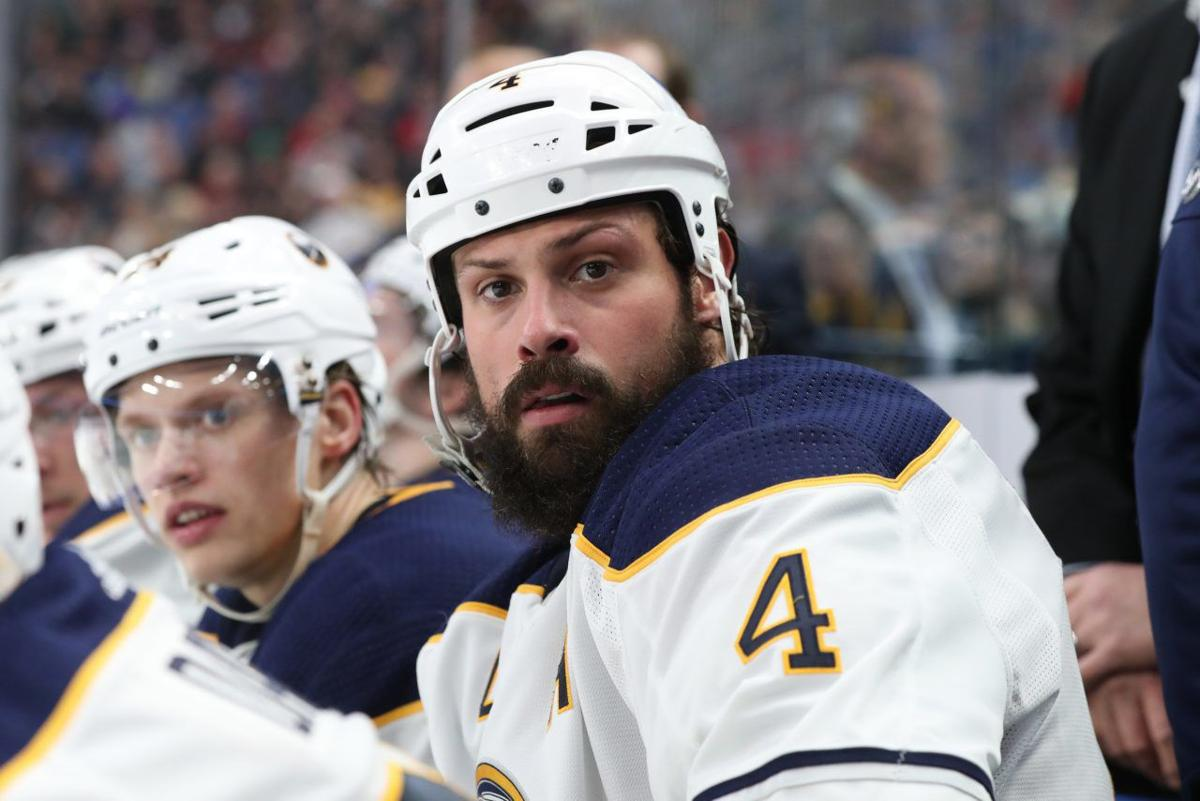 Zach Bogosian To Miss Sabres Training Camp While Recovering From Hip Surgery Buffalo Sabres News Buffalonews Com