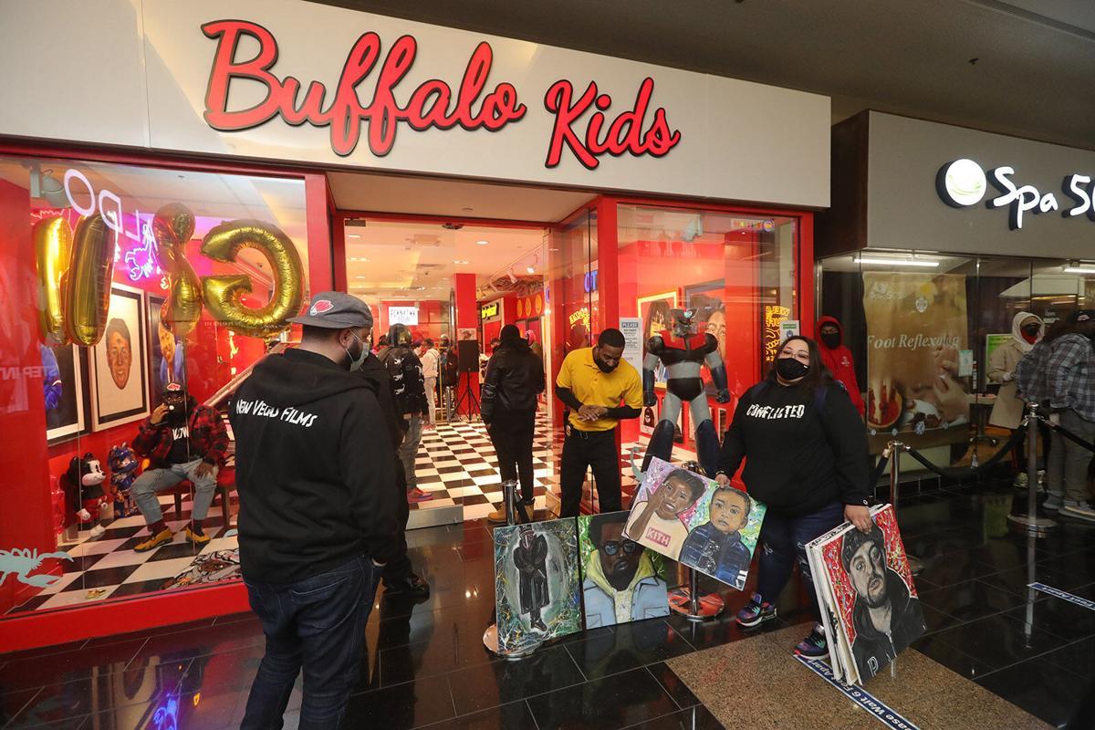 Buffalo Kids store opens