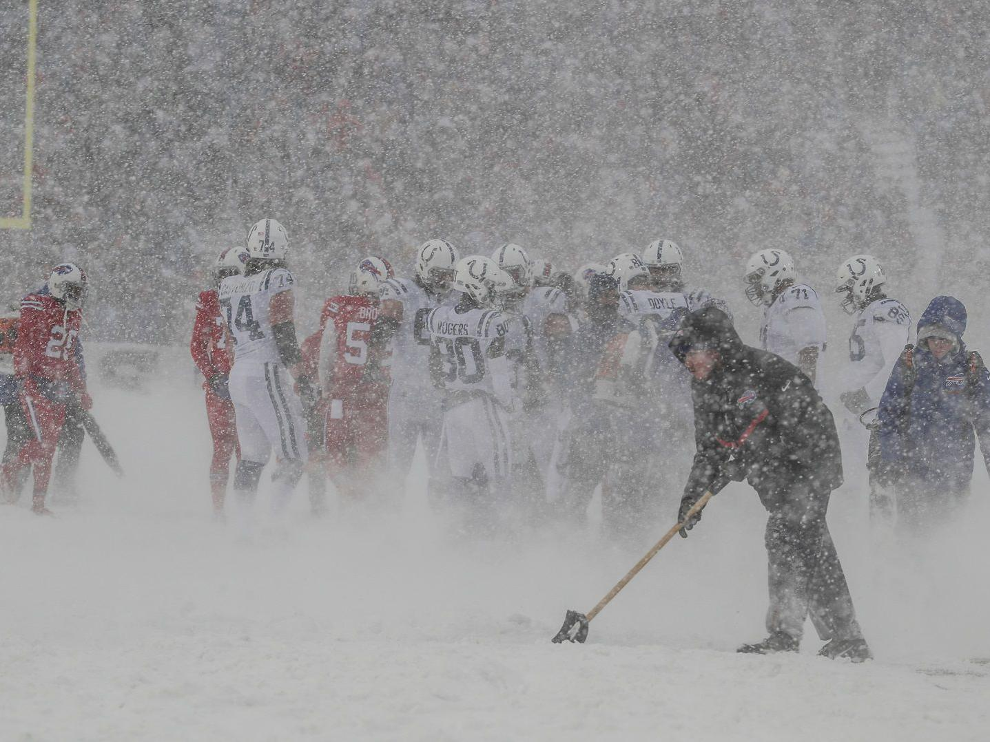 Are The Buffalo Bills Even Good In Cold Weather Buffalo Bills News Nfl Buffalonews Com