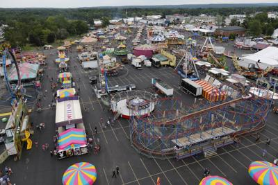 The Erie County Fair: Then and Now (copy)