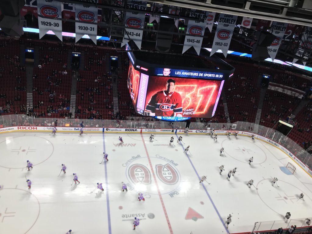 Sabres-at-Canadiens
