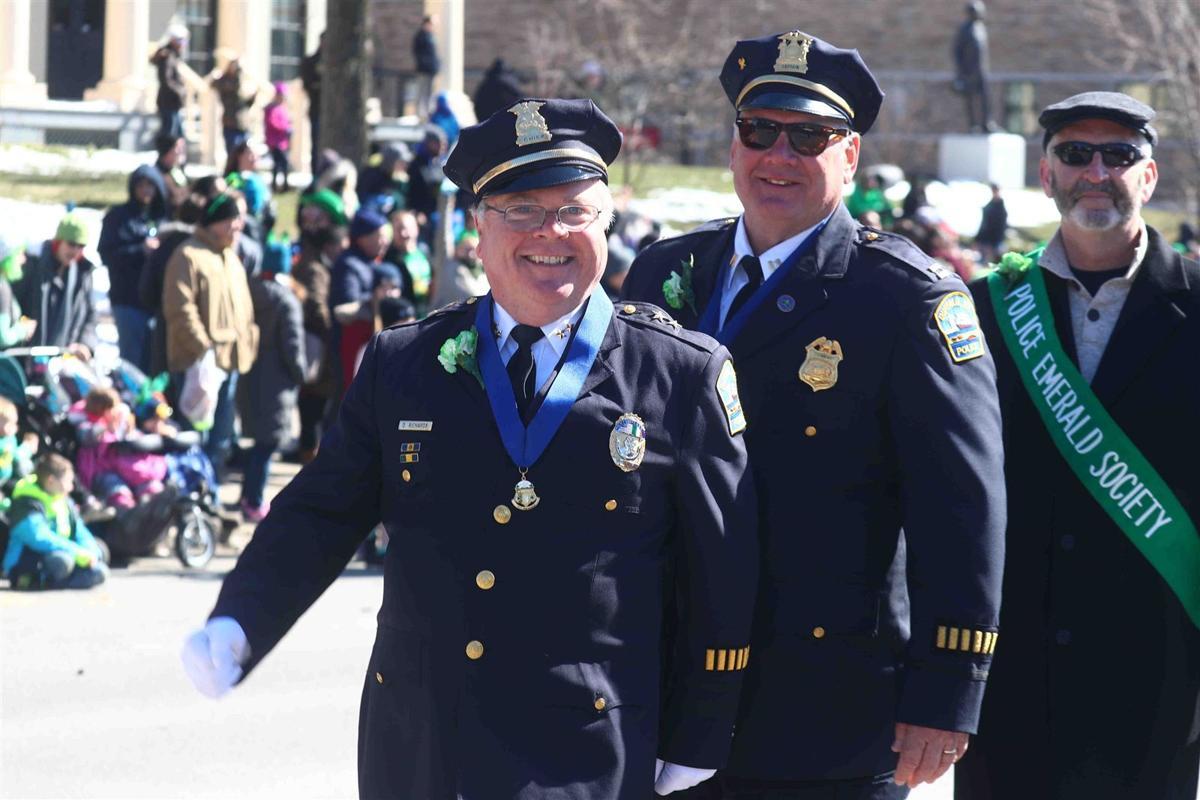 Irish pride on display: The annual St. Patrick's Day Parade