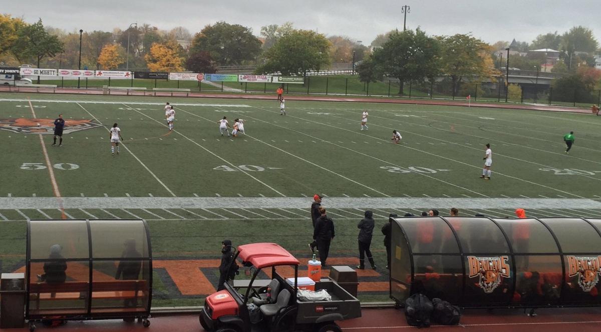 Buffalo State women's soccer