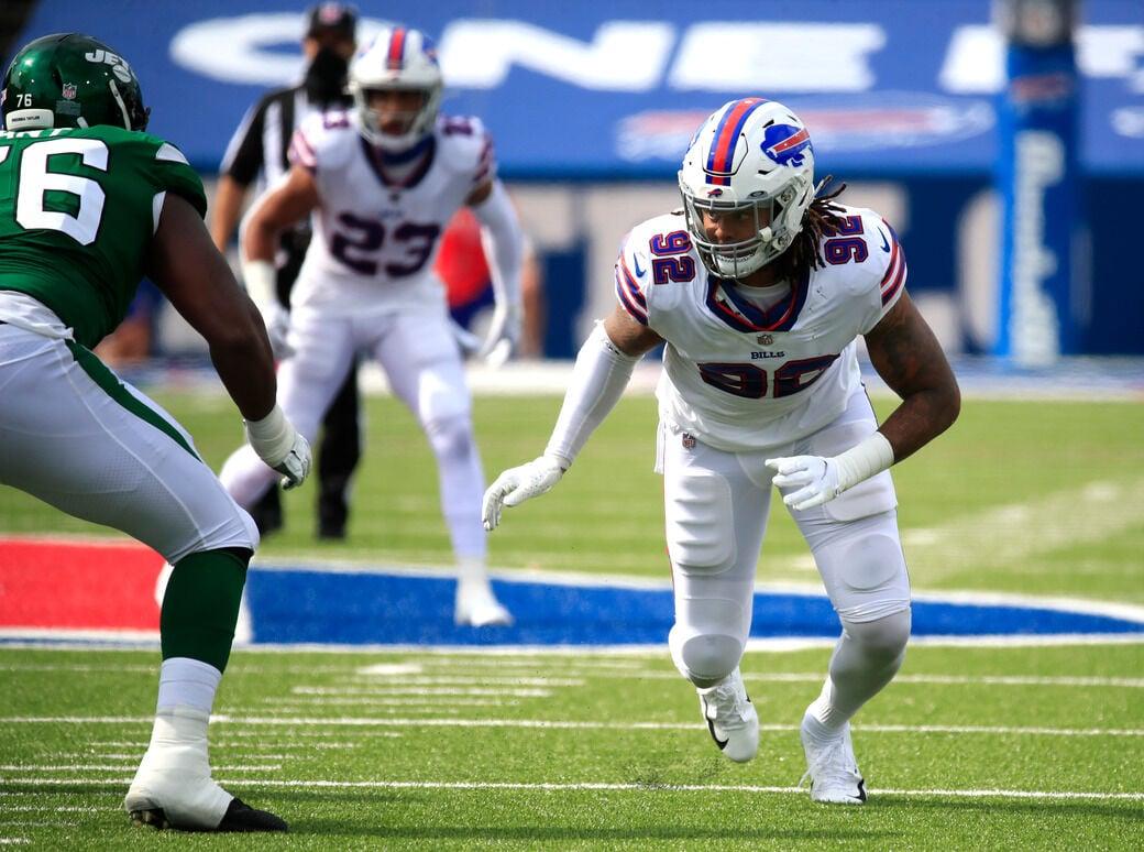Bills Jets Darryl Johnson