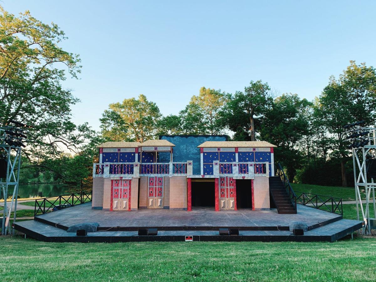 shakespeare in delaware park the tempest francesca bond